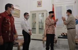 Anies Bertemu Gubernur Sumbar di Balkot DKI, Bahas Apa?