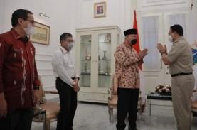 Anies Bertemu Gubernur Sumbar di Balkot DKI, Bahas…