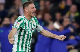 Real Betis Perpanjang Kontrak Joaquin, Pencetak Gol…