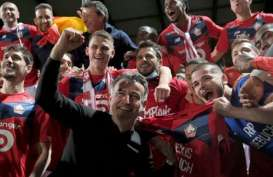 Hanya 2 Hari Setelah Bawa Lille Juara, Christophe Galtier Mundur