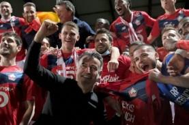 Hanya 2 Hari Setelah Bawa Lille Juara, Christophe…