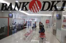 Kuartal I/2021, Bank DKI Cetak Laba Bersih Rp191,6 Miliar