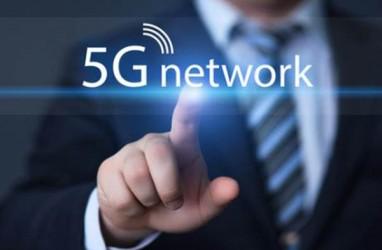 Ponsel Pintar 5G Jadi Andalan Vendor