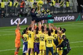Daftar Juara Liga Europa, Villarreal Akhirnya Punya…