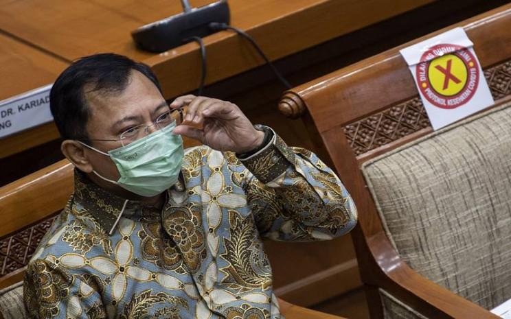 Mantan Menteri Kesehatan Terawan Agus Putranto tidak ingin vaksin Nusantara didebat. - Antara