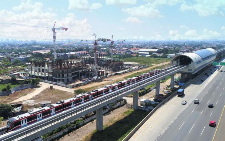 Salah satu proyek Adhi Commuter Properti. - Istimewa