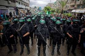 Hamas Tak Akan Sentuh Satu Sen Pun Bantuan Internasional…