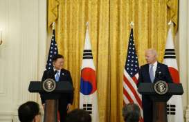Bikin Kejutan, Joe Biden Puji Industri Hiburan Korea Selatan