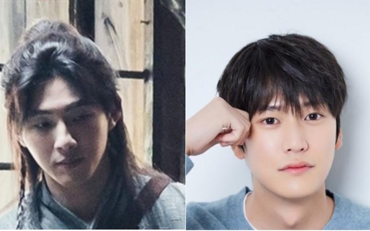 Ji Soo (kiri), dan Na In Woo.  - koreatimes.co.kr