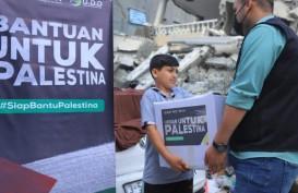 Sinergi Foundation Salurkan Makanan dan Obat untuk Warga Gaza