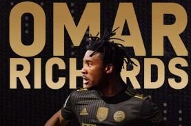 Bek Kiri Omar Richards Perkuat Lini Belakang Bayern…