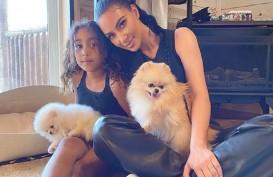 Virus Corona Infeksi Kim Kardashian dan Anak-Anaknya