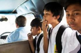Tekan Jumlah Perokok Anak, Revisi PP 109/2012 Diminta…