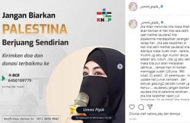 Penipu Incar Penggalangan Dana, Ini Pengalaman Ummi Pipik Saat Bantu Palestina