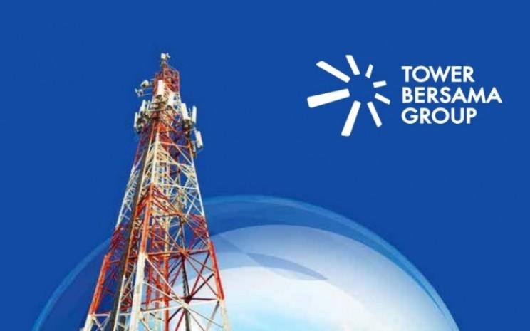 Halaman muka Laporan Tahunan PT Tower Bersama Infrastructure Tbk 2016. - towerbersama