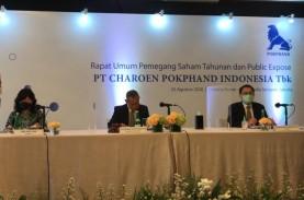 Charoen Pokphand (CPIN) Raih Laba Bersih Rp3,8 Triliun…