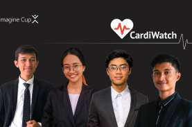 Mahasiswa UI Kembangkan Cardiwatch, Aplikasi Pemeriksa…