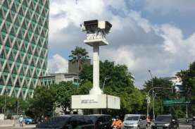 Terimbas Pembangunan Stasiun MRT, Tugu Jam Thamrin…