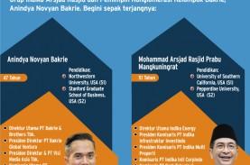 Palagan Ketua Kadin Indonesia, Ini Profil Arsjad Rasjid…