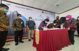 Bank DKI Salurkan KPR Program DP 0 Rupiah Senilai Rp198,8 Miliar