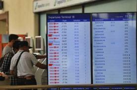 Penumpang Bandara Juanda Meningkat Setelah Larangan…