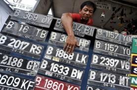 Ini Dia Asal-usul Kode Pelat Nomor Kendaraan di Indonesia