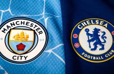 Hasil ManCity vs Chelsea, Final Liga Champions, Gol Havertz Bawa Chelsea Unggul