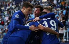 Hasil ManCity vs Chelsea: Chelsea Juara Liga Champions Usai Tekuk City