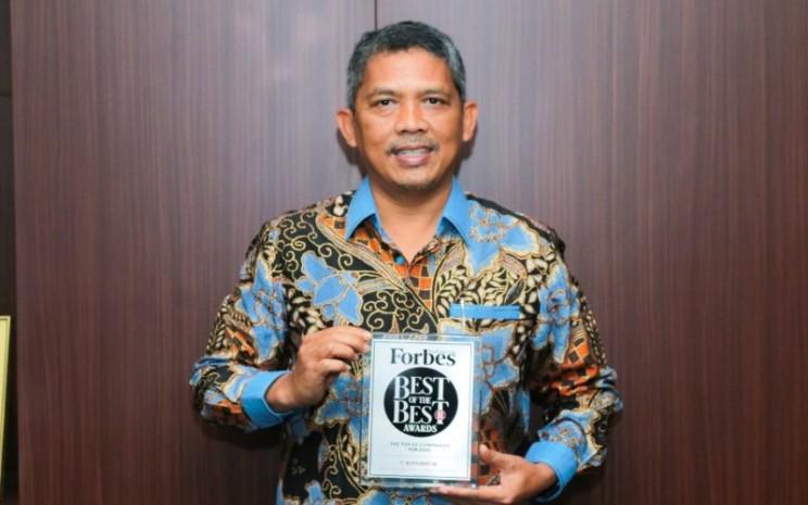Direktur Utama PT Wijaya Karya (Persero) Tbk. (WIKA) Agung Budi Waskito.  - Dok. WIKA