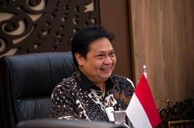 Sah! Presiden Tunjuk Airlangga Hartarto jadi Ketua…