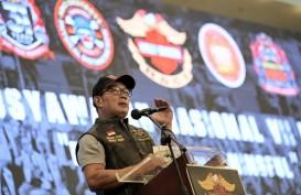Pesan Ridwan Kamil untuk HDCI Agar Raih Simpati Masyarakat