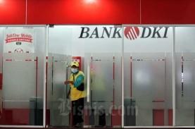 Kuartal I/2021, DPK Bank DKI Meningkat 28,42 Persen