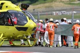 Alami Kecelakaan Parah, Pebalap Moto3 Jason Dupasquier…