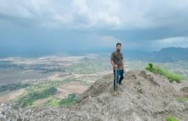 Gunung Gajah Mungkur Bakal Jadi Tempat Wisata Alam