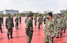 Latihan Gabungan, Prajurit AS Terkesan dengan Keramahan TNI