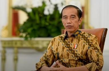 Ungkap 3 Strategi Bangun Ekonomi Hijau, Jokowi Sebut UU Cipta Kerja
