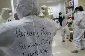 Rumah Sakit Darurat Wisma Atlet Rawat 1.971 Pasien…
