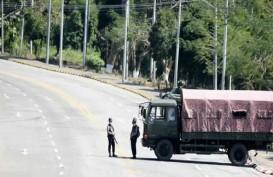 Junta Militer Bunuh Petinggi Etnis Bersenjata Myanmar Shanni
