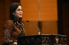 Sri Mulyani Bidik Rasio Pajak 2022 Sebesar 8,42 Persen