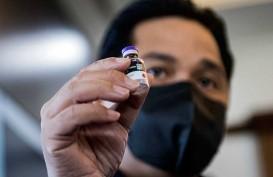 Indonesia Kembali Terima 8 Juta Bahan Baku Vaksin Sinovac