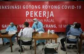 Kadin Jatim Gandeng Dua RS Untuk Persiapan Vaksinasi Gotong Royong
