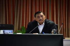 Luhut Pastikan TKA China di Indonesia Bakal Berkurang
