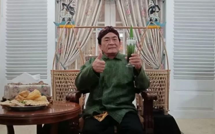 Bupati Banjarnegara Budhi Sarwono.  - ANTARA