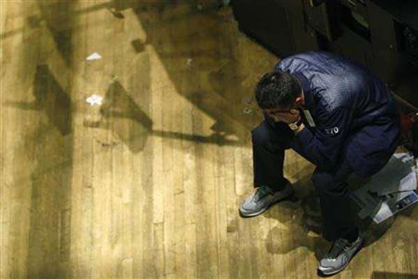 Ilustrasi depresi.  - Reuters/Brendan McDermid