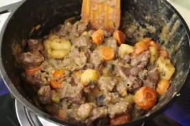 Yuk Coba, Resep Imperfect Beef Stew Puff ala Andhita…