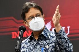 Menkes Lapor Presiden Jokowi, Kasus Covid-19 Naik…