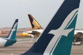 Singapore Airlines Group Kandangkan 45 Pesawat Tua