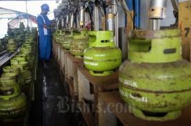 Realisasi Nilai Subsidi LPG Melon Membengkak hingga…