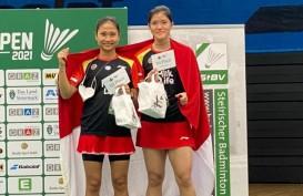 Serena/Ketut Juara Ganda Putri di Austrian Open 2021