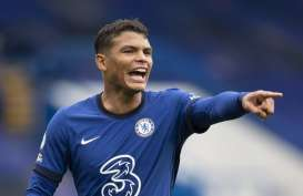 Jadi Andalan Tuchel, Chelsea Beri Perpanjangan Kontrak ke Thiago Silva